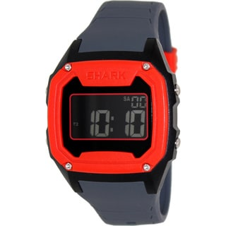 FreeStyle Men's 'Killer Shark' Red/ Black/ Grey Digital Watch