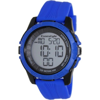 FreeStyle Men's 'Kampus Xl' Blue Digital Watch