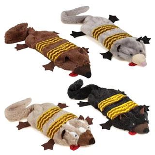 Griggles Road Crew Unstuffies Pet Toys (Set of 4)