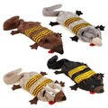 Griggles Road Crew Unstuffies Pet Toys (Set of 4)