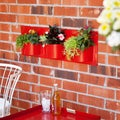 Upton Home Ralston Indoor/ Outdoor Metal Wall-Mount Storage