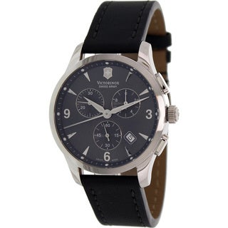 Victorinox Swiss Army Men's 'Alliance' Swiss Quartz Watch