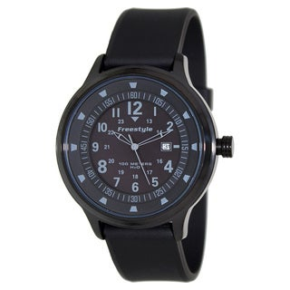 FreeStyle Men's Sport Black Analog Watch