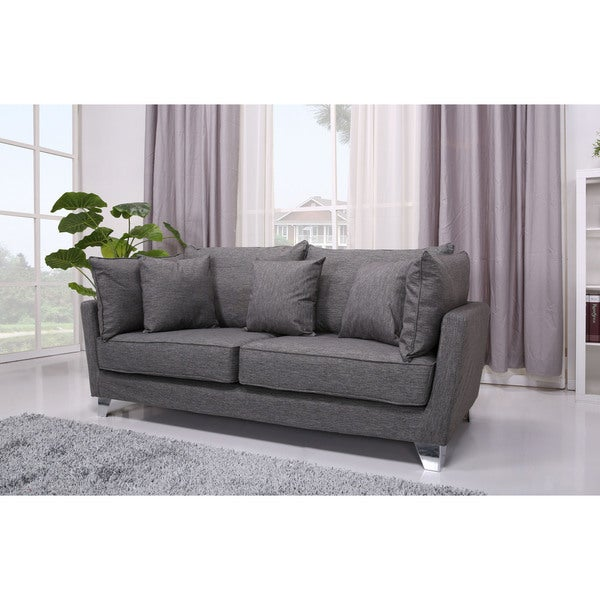 Lexington Grey Sofa