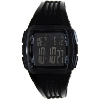 Adidas Women's 'Duramo' Black Digital Watch