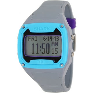 FreeStyle Men's 'Shark 101999' Grey Silicone Digital Quartz Watch