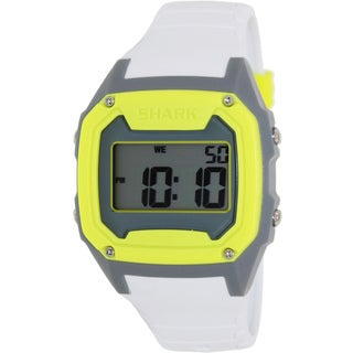 FreeStyle Men's 'Killer Shark 101995' White Silicone Digital Quartz Watch