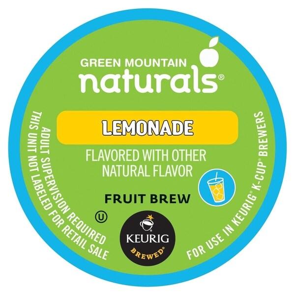 Green Mountain Coffee Roasters Lemonade K-Cup Pack for Keurig Brewers (96 K-Cups)
