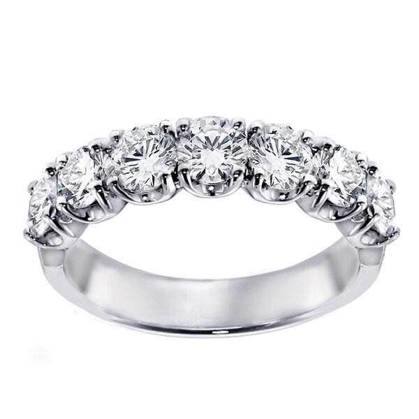 1 1/3ct TDW Diamond Wedding Band (G-H, SI1-SI2)
