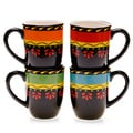 Certified International Mi Casa Mug (Set of 4)