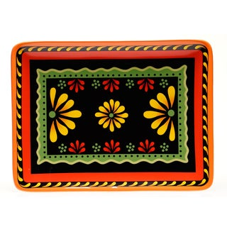 Certified International Mi Casa Rectangular Platter