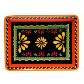 Certified International Mi Casa Rectangular Platter