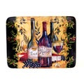 Certified International Wine and Cheese Party 16-inch Rectangular Platter
