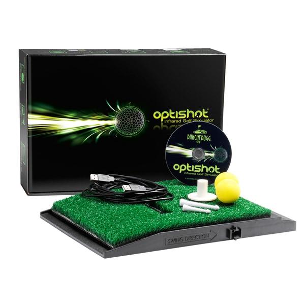 OptiShot Infrared Golf Simulator