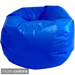 Small/ Toddler Wet Look Vinyl Bean Bag