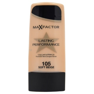 Max Factor Lasting Performance Soft Beige 105 Liquid Makeup Foundation