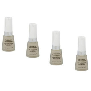 Revlon Calcium Gel Nail Hardener 975 (Pack of 4)