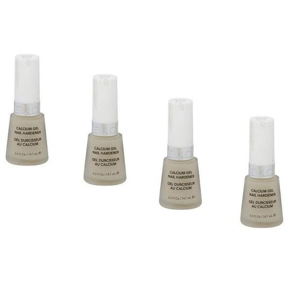Revlon Calcium Gel Nail Hardener 975 (Pack of 4)