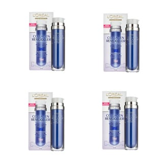 L'Oreal Collagen Remodeler 1.7-ounce Contouring Moisturizer (Pack of 4)