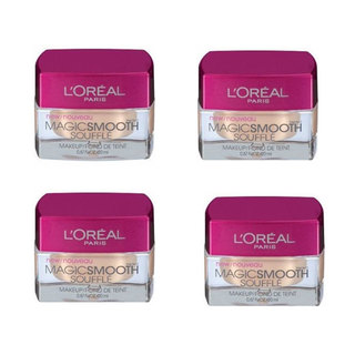 L'Oreal MagicSmooth Souffle 'Classic Tan 532' Makeup (Pack of 4)