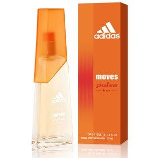 Adidas Moves Pulse for Her Women's 1-ounce Eau de Toilette Spray
