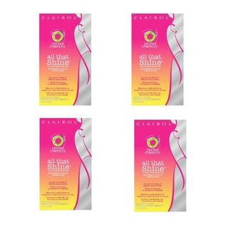 Clairol Herbal Essences All That Shine Clear Shine Treatment (Pack of 4)