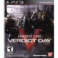 PlayStation 3 - Armored Core: Verdict Day