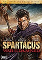 Spartacus: War of the Damned - Season 3 (DVD)