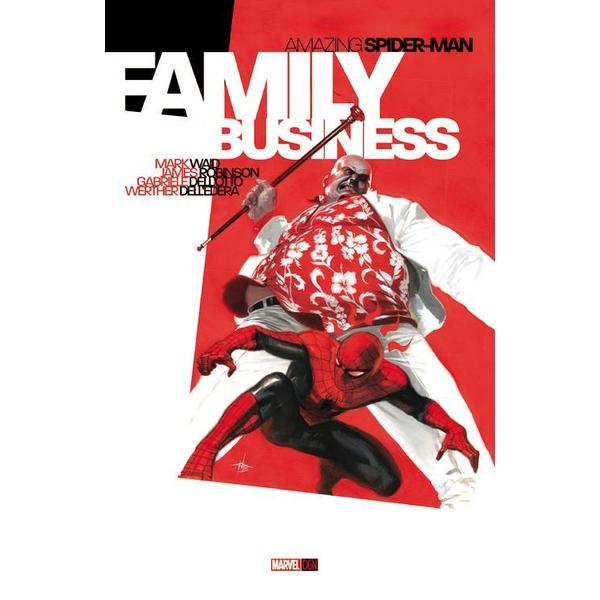 Amazing Spider-Man: Family Business (Hardcover) 11350567