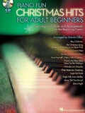 Piano Fun Christmas Hits for the Adult Beginner
