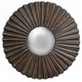 Contemporary Decorative Round Framed Mirror