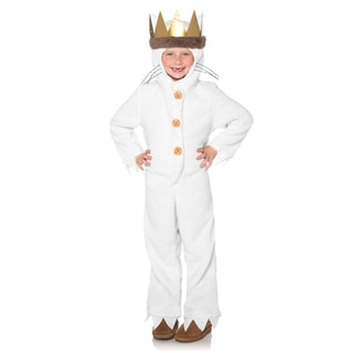Leg Avenue Girls Hooded Crown Pajamas