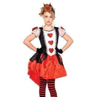 Leg Avenue Girls 2-piece Wonderland Queen Dress