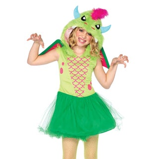Leg Avenue Girls 2-piece Magic Dragon Dress