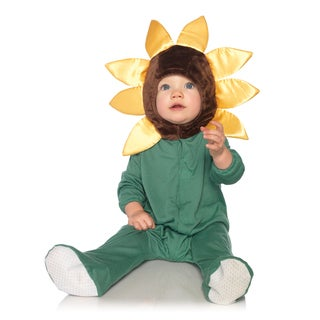 Leg Avenue Baby Sunflower Hooded Bodysuit