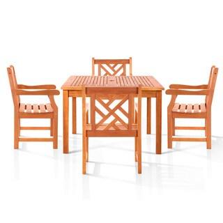Danis Outdoor 5-piece Dining Set