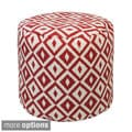 Outdoor/ Indoor Weather Resistant Bean Bag Ottoman