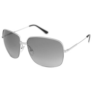 Balenciaga Men's/Unisex BAL0038 Rectangular Sunglasses