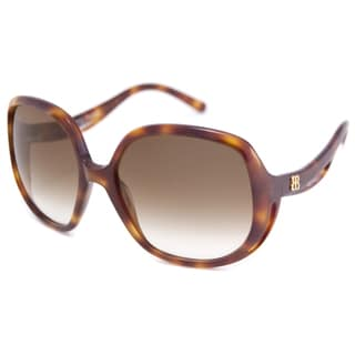 Balenciaga Women's BAL0102 Rectangular Sunglasses