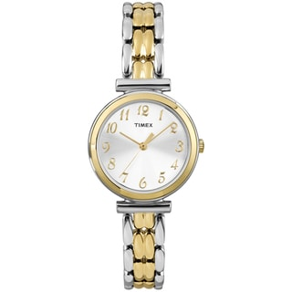 Timex Women's 'Elevated Classics' Two-tone Dress Watch