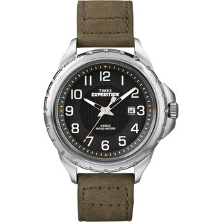 Timex Men's T49945 Expedition Rugged Metal Olive Watch