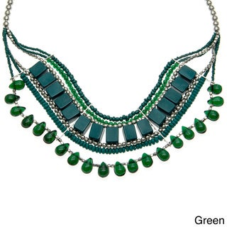 Tribal Bid Necklace (India)