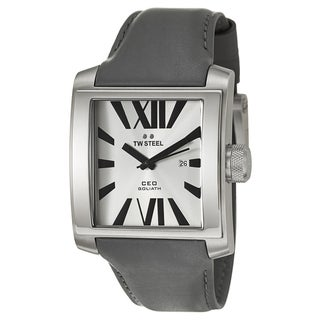 TW Steel Men's 'CEO Goliath' Stainless Steel Watch