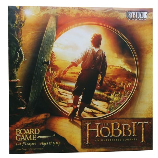 Cryptozoic Entertainment The Hobbit 'An Unexpected Journey' Game 11352632