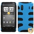 Natural Turquoise Fishbone Case for HTC EVO Design 4G