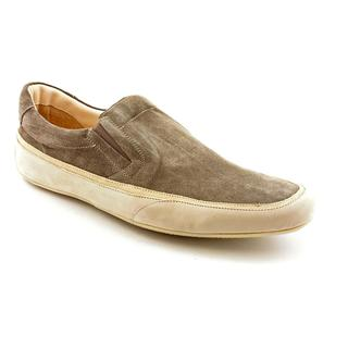 Emma Hope's Shoes Men's 'Jack' Gray Leather Casual Shoes