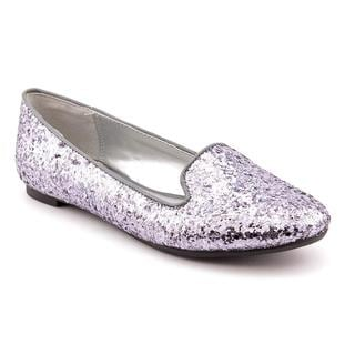 Fergalicious Women's 'Smokey' Silver Synthetic Casual Shoes