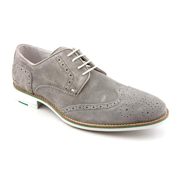 Kenneth Cole NY Men's 'Social Ladder' Regular Suede Casual Shoes