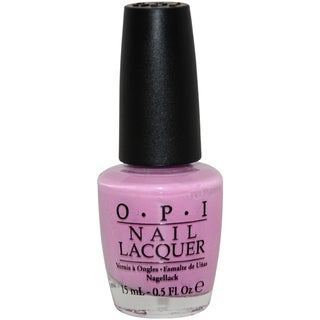 OPI Lucky Lavender Nail Lacquer