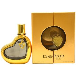 Bebe Gold Women's 1.7-ounce Eau de Parfum Spray